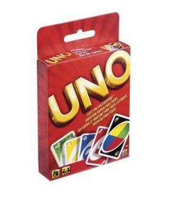 MATTEL - uno - Playing Cards