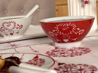 Interior's - bol noël enchante - Christmas And Party Tableware