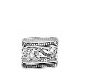 Topazio - · bambolina - Napkin Ring