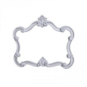 Demeure et Jardin - cadre gris - Frame