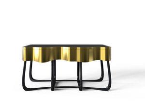 BOCA DO LOBO - sinuous - Bedside Table