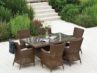 Alexander Rose - weave... - Garden Table