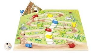 GOKI - jeu 2 chemins pour 1 fromage - Parlour Games