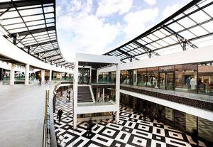 MALHERBE Paris - one nation - Architectural Plan