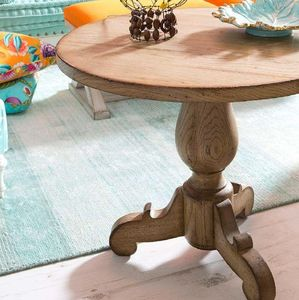 Moissonnier -  - Round Diner Table