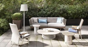 Kettal -  - Round Coffee Table