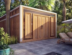 TECK TIME - projet caraïbes 1- - House