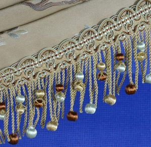 Chararib -  - Tassel Fringe