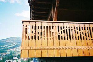 Boivin - à palines décorées - Stair Railing