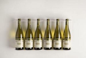 TEEBOOKS - lot de 2 étagères - Wine Bottle Tote