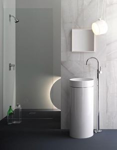 Alape - ke / me - Pedestal Washbasin