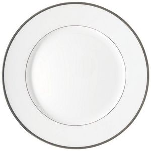 Raynaud - fontainebleau platine (filet marli) - Serving Plate