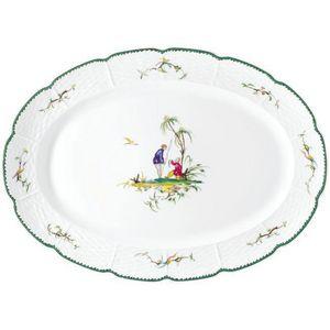 Raynaud - si kiang - Oval Dish