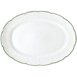 Raynaud - villandry filet vert - Oval Dish