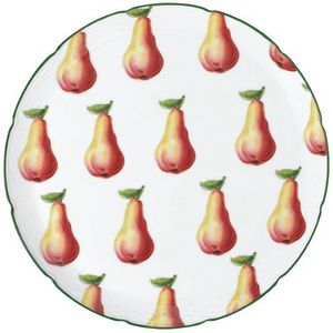 Raynaud - villandry fruits - Pie Plate
