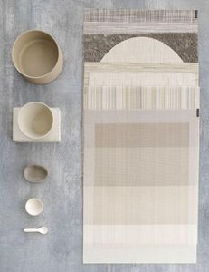 CHILEWICH - ivory_lighttan - Placemat
