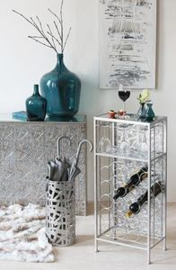 CASABLANCA DESIGN -  - Bottle Rack