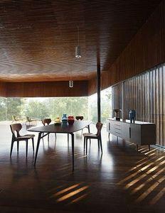 ROCHE BOBOIS - circa - Rectangular Dining Table