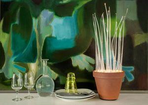 ERIC LINDGREN -  - Decorative Illuminated Object