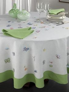 NIVES / BALDINI E CECCHI -  - Square Tablecloth