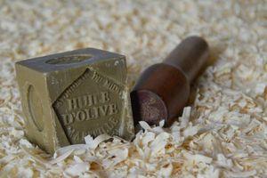 SAVONNERIE DU MIDI MARSEILLE 1894 - cube - Natural Soap