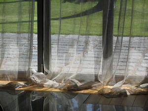 Studio Natural -  - Net Curtain