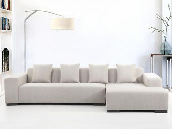 BELIANI - sofa lungo (g) - Adjustable Sofa