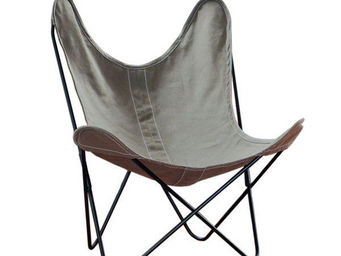 Airborne - lin outdoor - Armchair