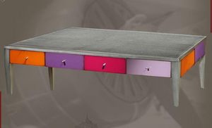BATEL -  - Coffee Table With Drawers