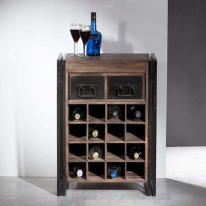 SIT - etagère à vin - Bottle Rack