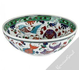 KARAVANESERAIL - bol balik 25cm - Salad Bowl