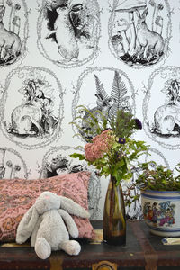 WALLS OF IVY -  - Wall Paper Paste