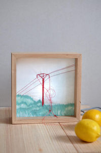 ANNE FONTAIMPE -  - Light Frame