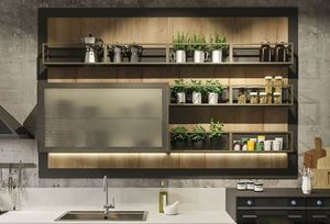 Snaidero - -loft- - Kitchen Furniture