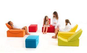 LINA DESIGN -  - Children's Armchair