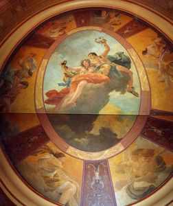Atelier Follaco -  - Ceiling Fresco
