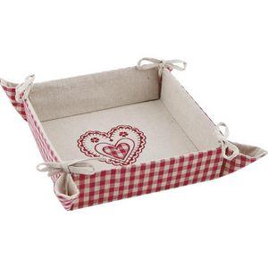 Aubry-Gaspard - corbeille cour - Bread Basket