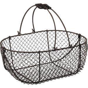 Aubry-Gaspard - panier pêcheur - Fisherman's Basket