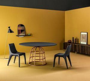Bonaldo -  - Round Diner Table