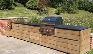 Gaze Burvill -  - Outdoor Kitchen