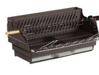INVICTA - barbecue cuve en fonte louqsor - Charcoal Barbecue