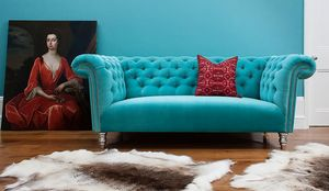 BESPOKE SOFA -  - Chesterfield Sofa