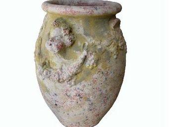 TERRES D'ALBINE - jarre bacchus 70 - Jar
