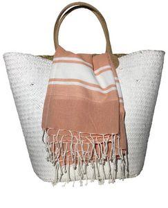 BYROOM - peack - Fouta Hammam Towel