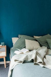 Couleur Chanvre - nouvelle couleur jade - Bed Sheet