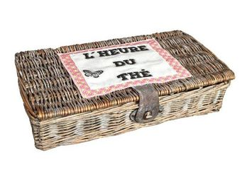 Clementine Creations -  - Tea Box