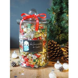 LES GOURMANDISES DE SOPHIE - maxi large - Candy Jar