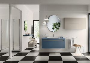 Inda - --progetto - Bathroom Furniture