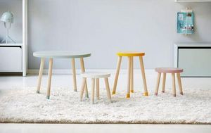 Miliboo - ludik-- - Children's Stool