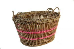BaolgiChic - scoubidou - Wastepaper Basket